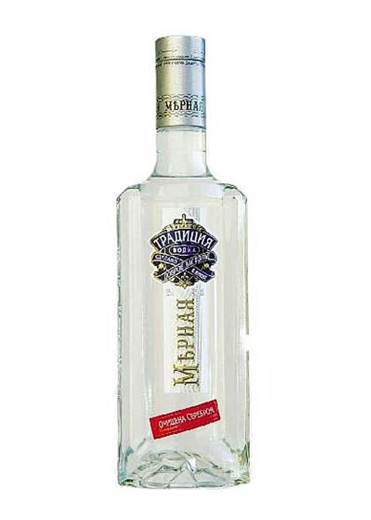 Mernaya Vodka 1L