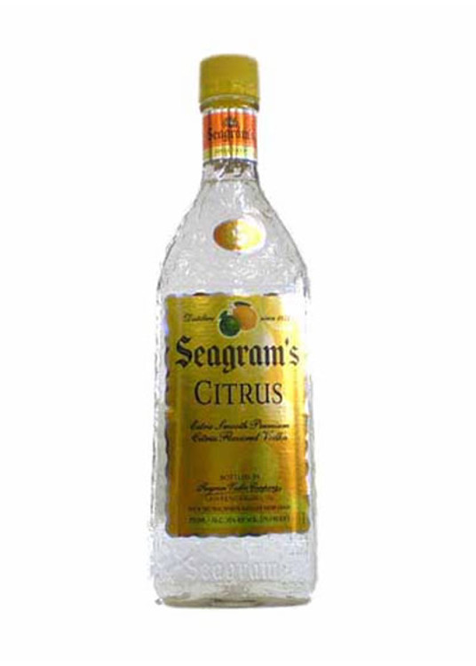 Seagrams Citrus