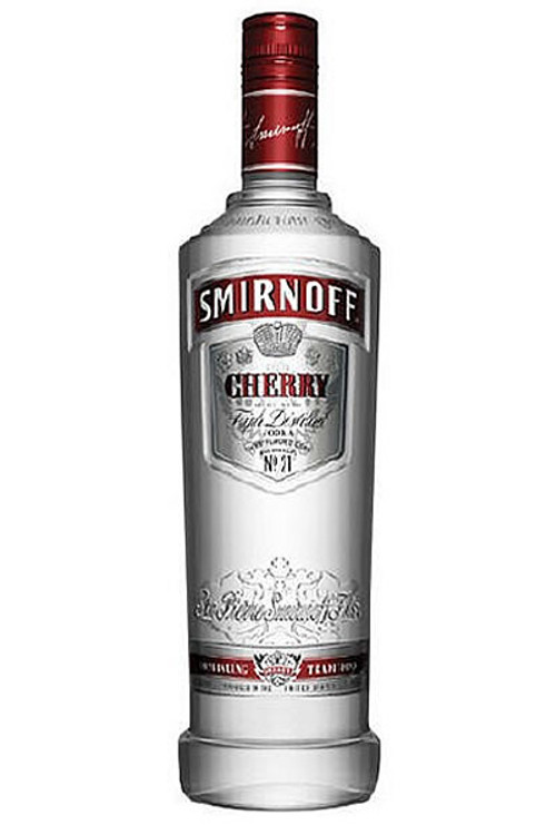 Smirnoff Cherry Vodka 1.75L