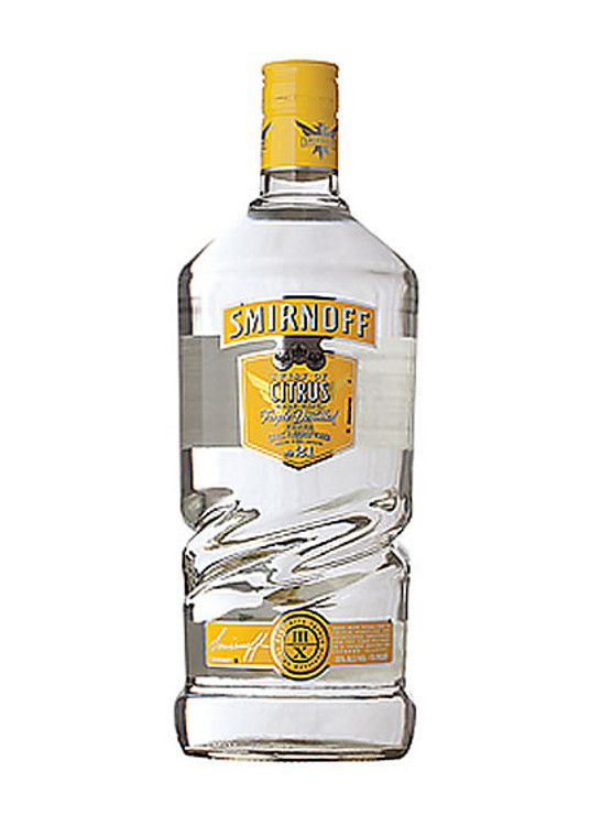 Smirnoff Citrus Vodka 1.75L