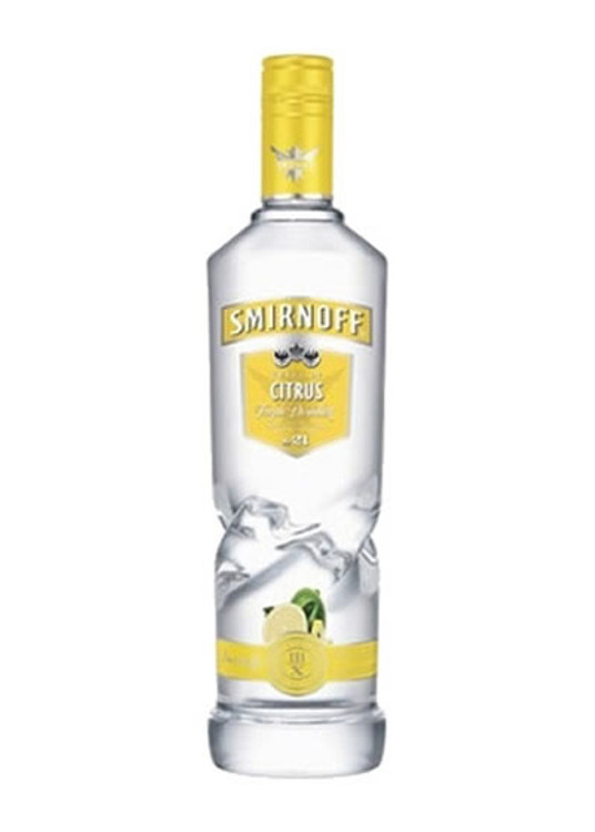 Smirnoff Citrus Vodka 750ML