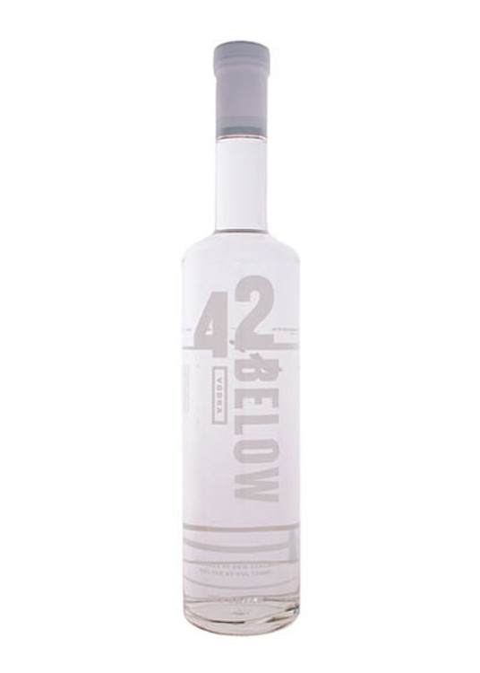 42 Below Vodka 750ML