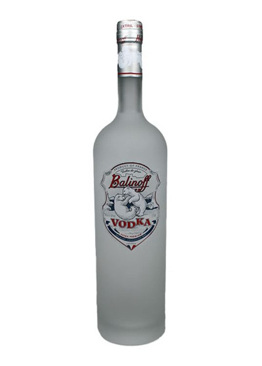 Balinoff Vodka 1.75L