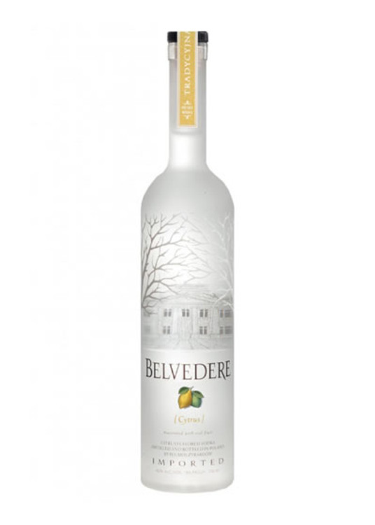 Belvedere Citrus 750ML