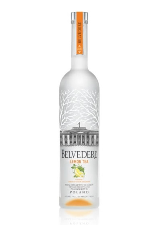 Belvedere Lemon Tea 750ML