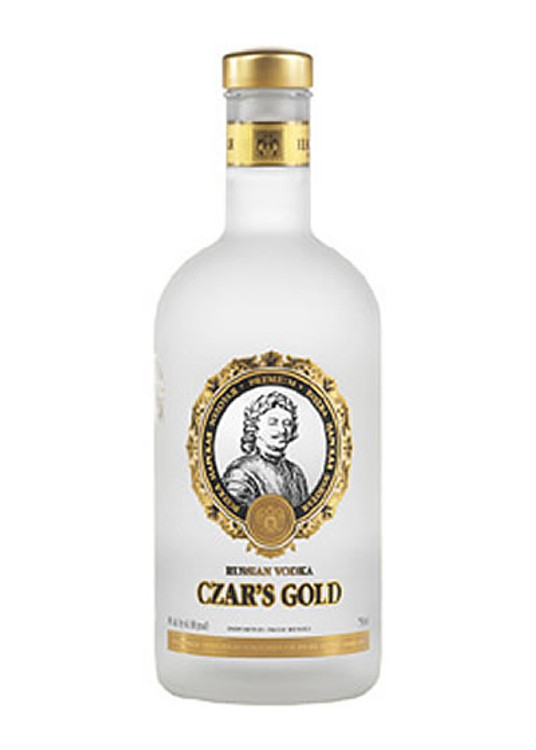 Czars Gold 750ML