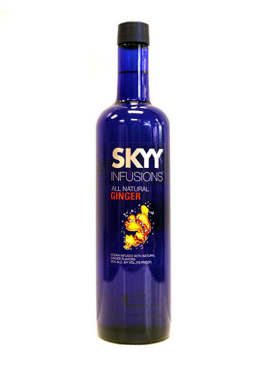 Skyy Infusions Ginger 750ML