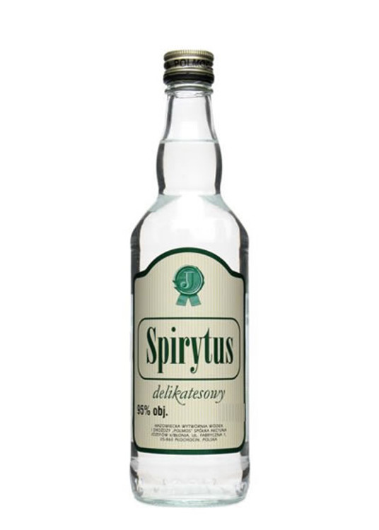 Spirytus Monopolowy 192 Proof 750ML