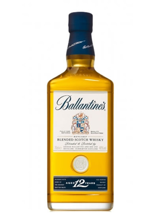 Ballantines 12 Years Old 750ML