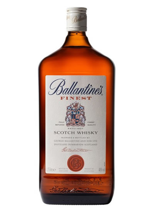Ballantines Scotch 750ML