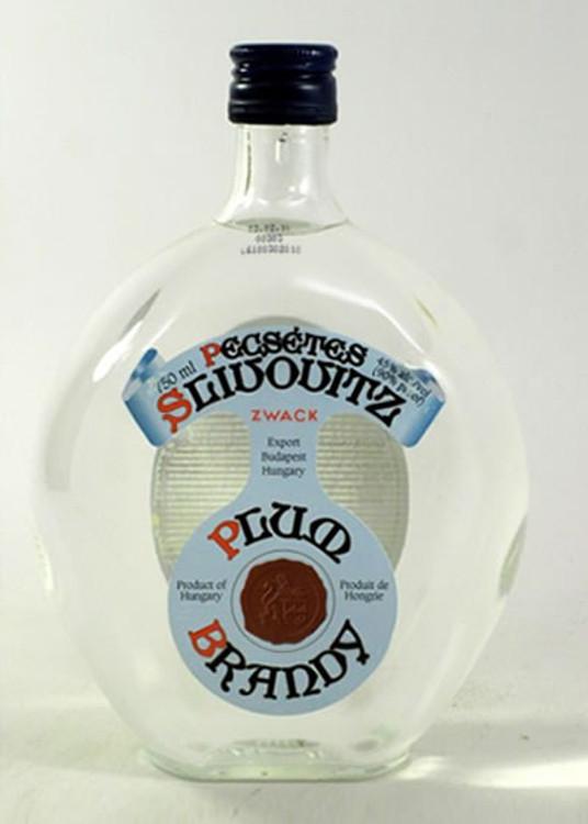 Zwack Pecsetes Slivovitz Plum Brandy 750ML