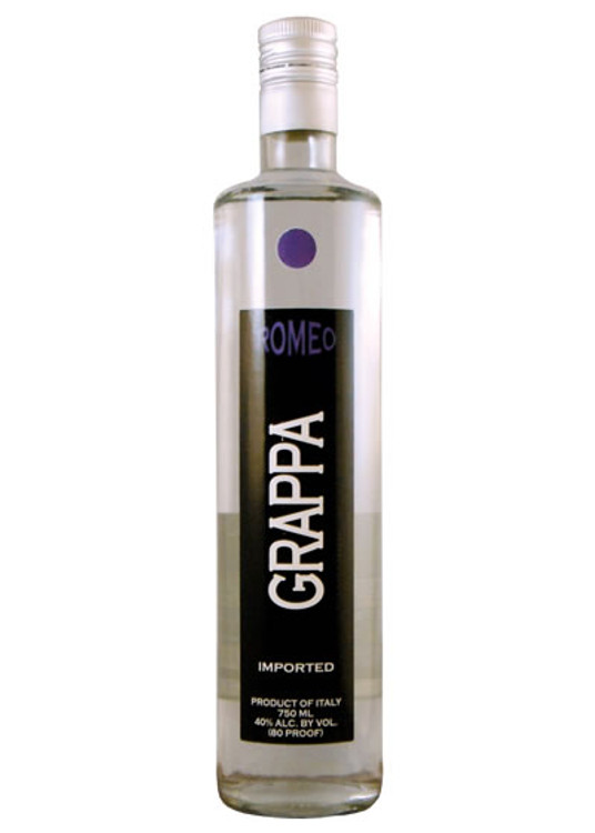 Romeo Grappa 750ML