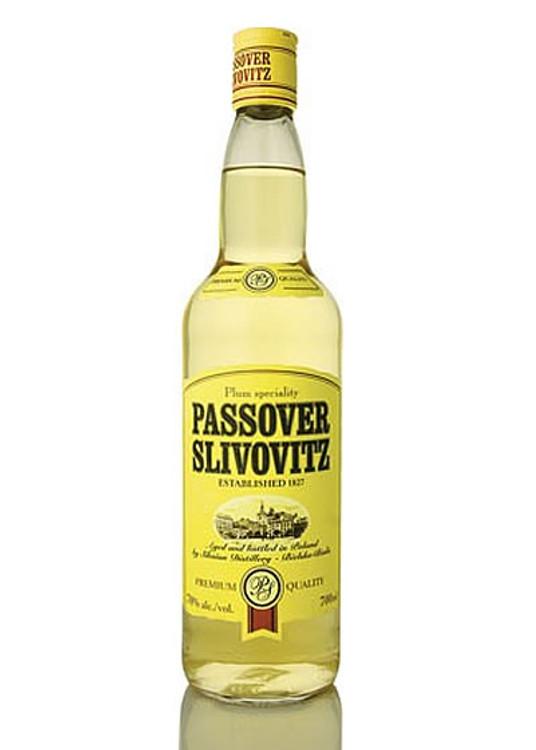Passover Slivovitz