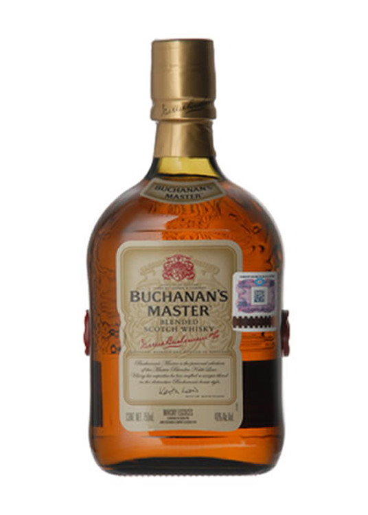 Buchanans Master 750ML