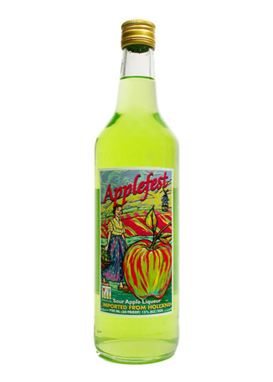 Applefest Apple Liqueur