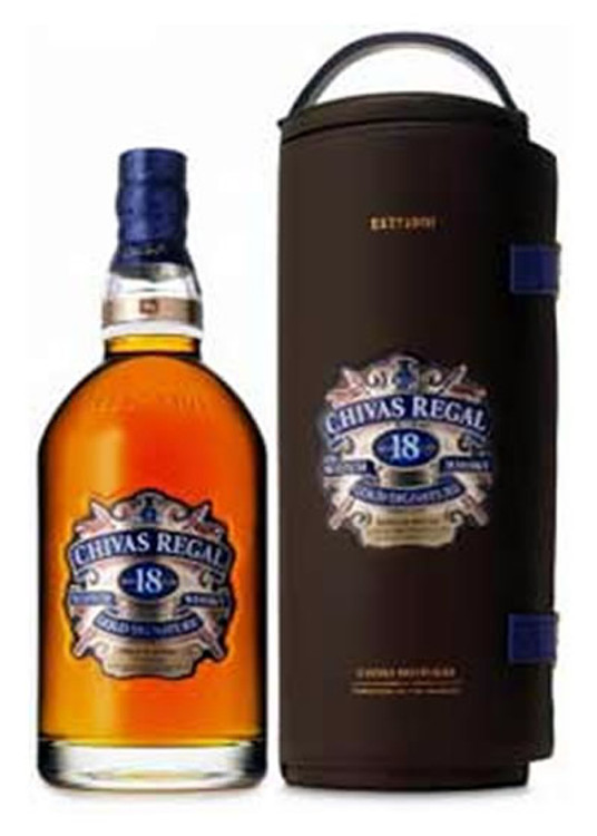 Chivas Regal 18 Years Old 1.75L