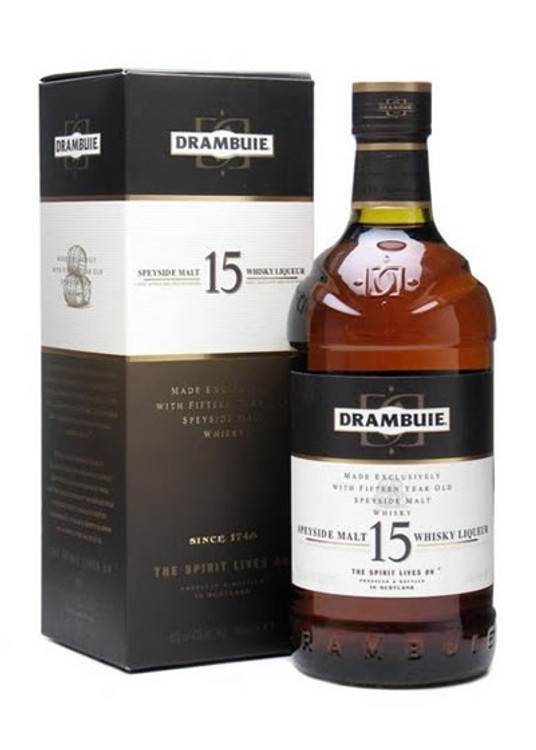 Drambuie 15 Years Old Liqueur 750ML