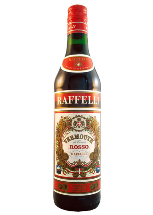 Raffelli Rosso Sweet Vermouth