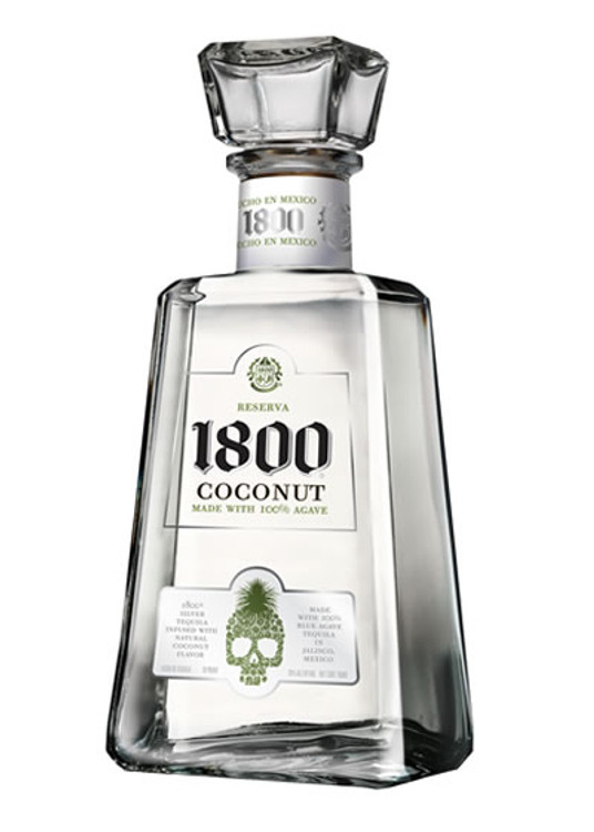 1800 Coconut Tequila 1.75L