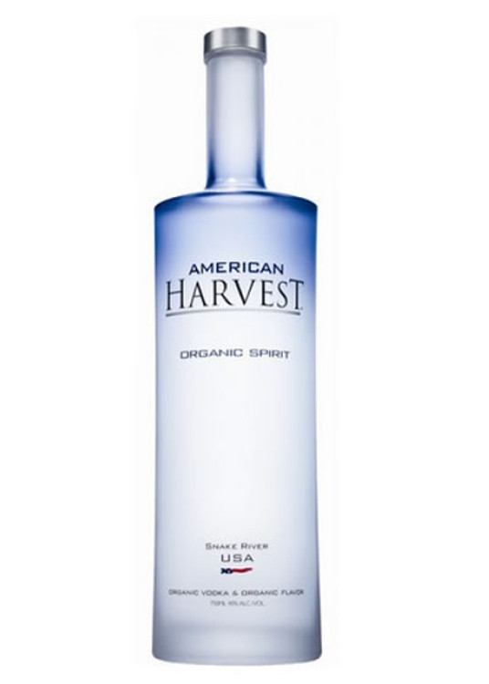 American Harvest Organic Vodka 750ML