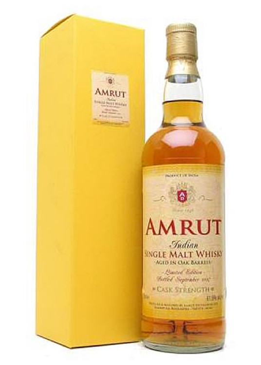Amrut Cask Strength 750ML