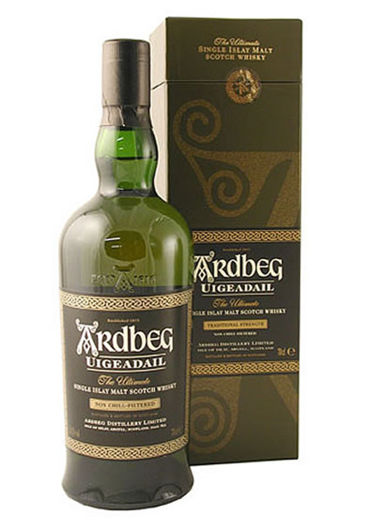 Ardbeg Uigeadail Cask Strength 750ML