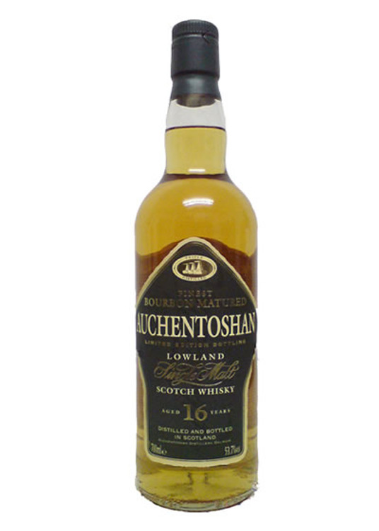 Auchentoshan 16 Year Old Bourbon Cask 750ML