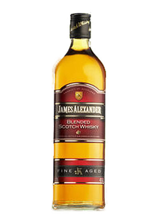 James Alexander Red Label