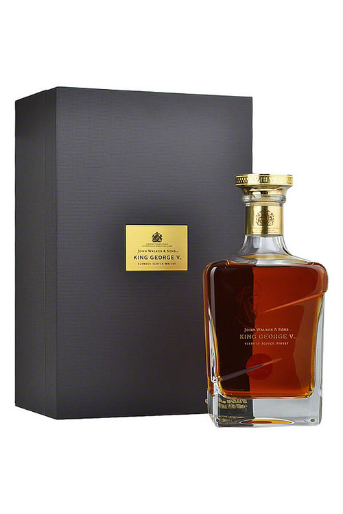 Johnnie Walker Blue Label King George V 750ML