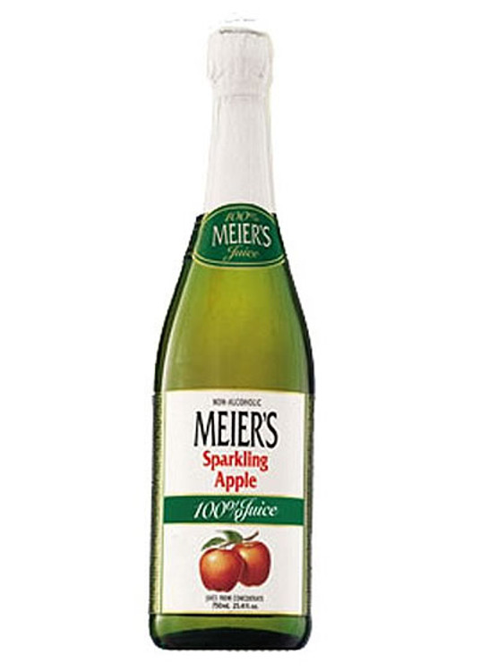 Meier's Non-Alcoholic Apple