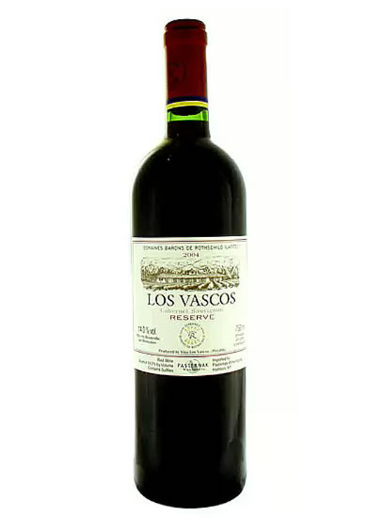Los Vascos Reserve Cabernet Sauvignon