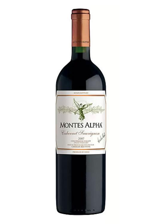 Montes Alpha Cabernet Sauvignon 1.5L