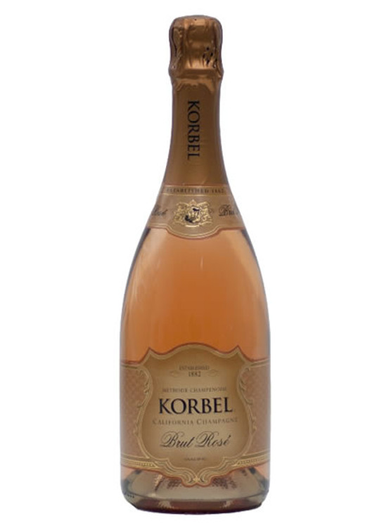 Korbel Brut Rose 4 Pack 187ML