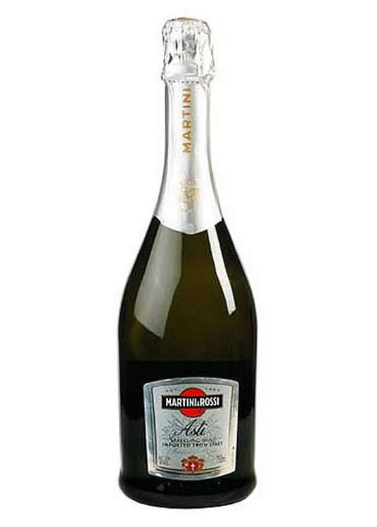 Martini & Rossi Asti Spumante 4 Pack 187ML