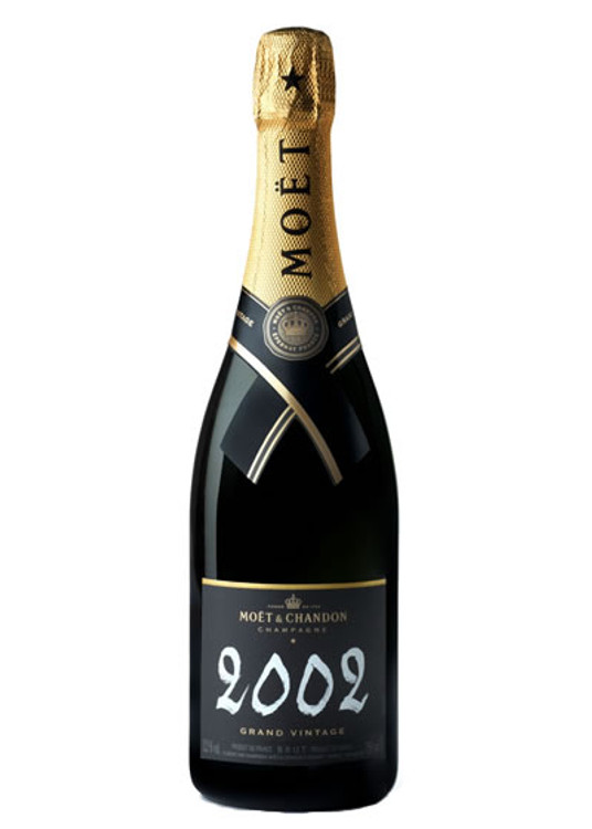 Moet & Chandon Grand Vintage   - 2004