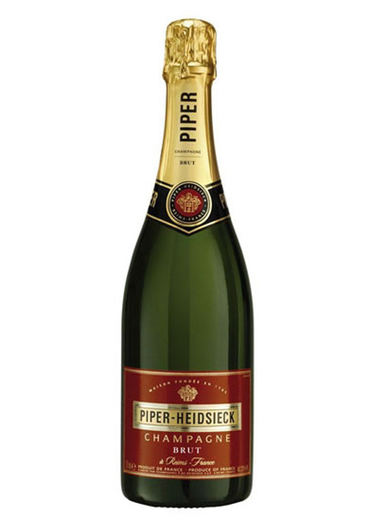 Piper Heidsieck Brut 4 Pack 187ML