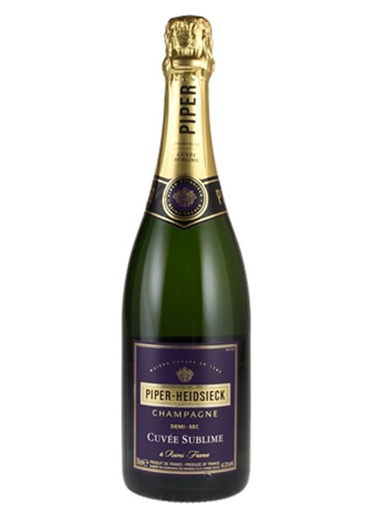 Piper Heidsieck Sublime Demi-Sec