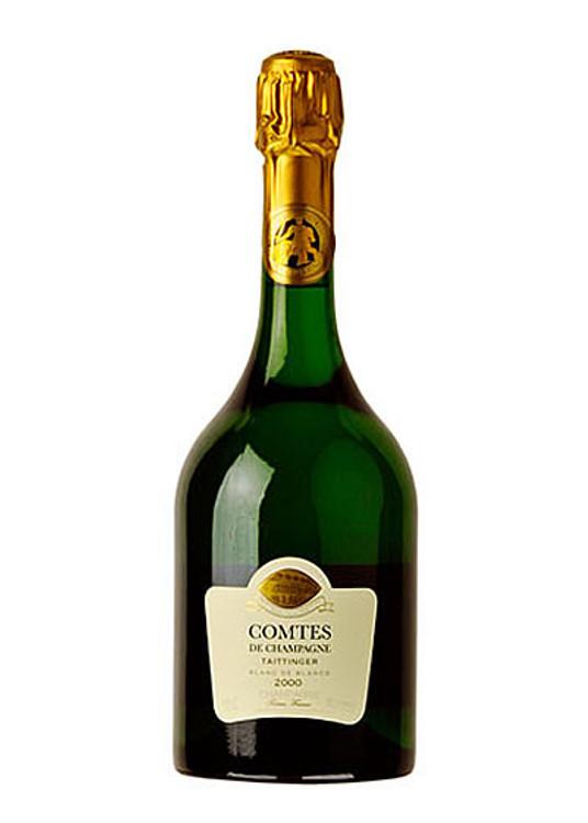 Taittinger Comtes De Champagne Blanc de Blancs   - 1993