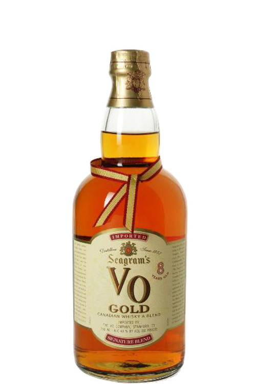 Seagrams VO Gold 750ML