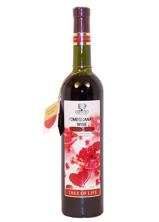 Tree Of Life Pomegranate Wine