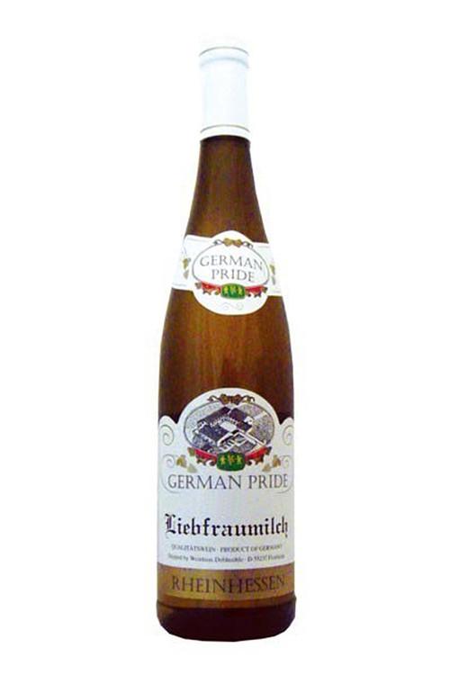 German Pride Sweet Red Wine