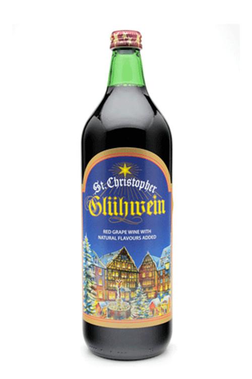 St Christopher Gluhwein 1L