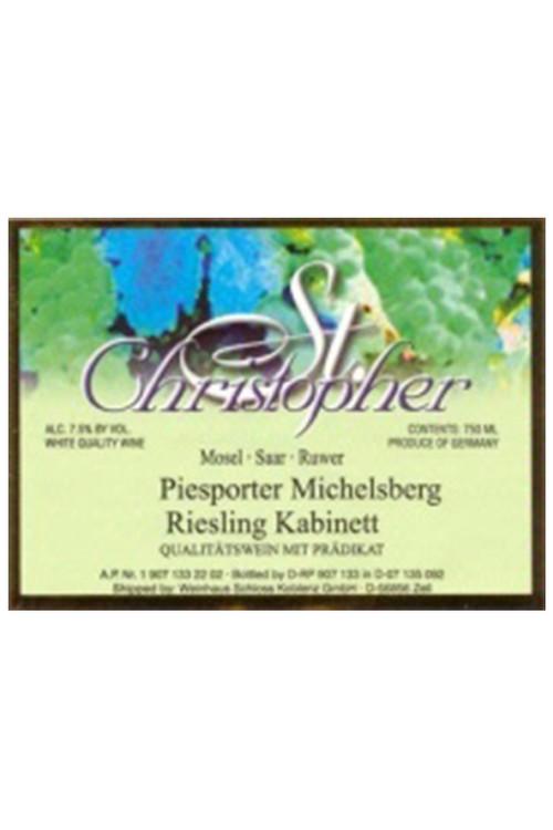 St Christopher Piesporter Michelsberg Riesling Kabinett