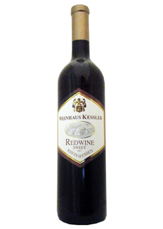 Weinhaus Kessler Sweet Red Wine