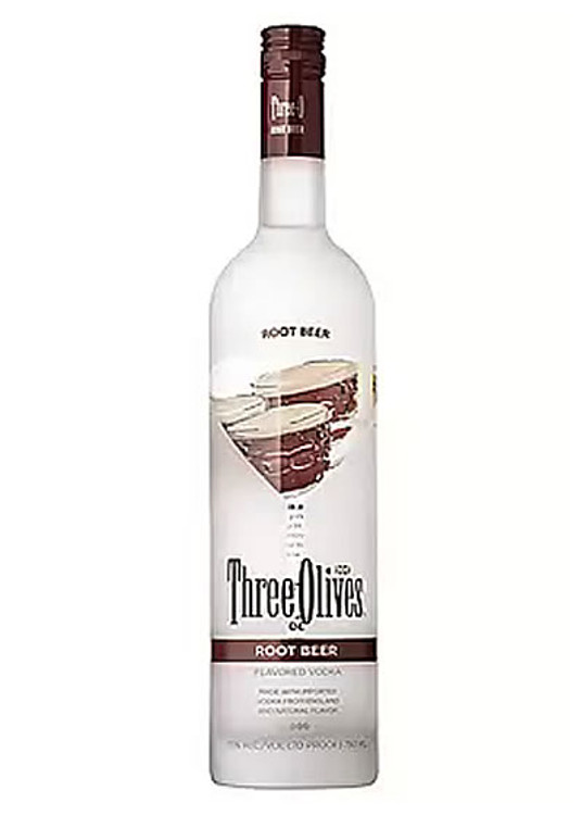 Three Olives Rootbeer 750ML