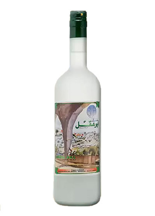 Abou Akl Arak 100 Proof 750ML