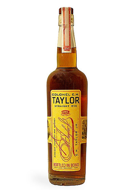 Colonel E.H. Taylor, Jr. Straight Rye 750ML