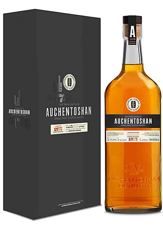 Auchentoshan 1975 Limited Release Bourbon Cask Matured 750ML