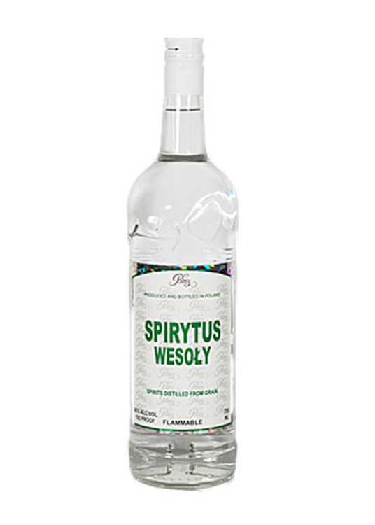 Spirytus Wesoly 150 Proof 750ML