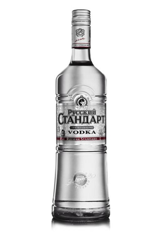 Russian Standard Platinum Vodka 375ML
